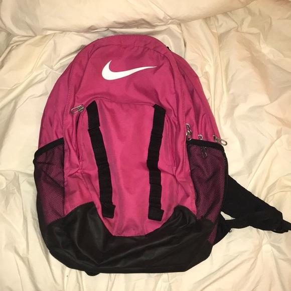 dbe6fb0d507 Nike Bags   Pink Book Bag   Poshmark